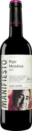 Manifiesto No. 3 »Pepe« 2013