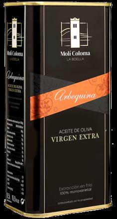 Olivenöl La Boella »Arbequina« - Dose 0,5 L