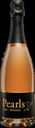 Castell Miquel Cava Rosé »Pearls« Brut 2014