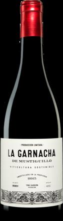 Mustiguillo »La Garnacha« 2015