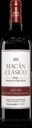Vega Sicilia »Macán Clásico« 2012