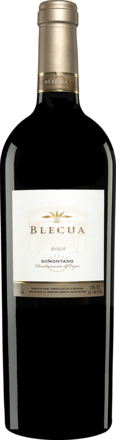 Viñas del Vero »Blecua« 2008