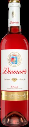 Diamante Semi-Dulce Rosado 2015