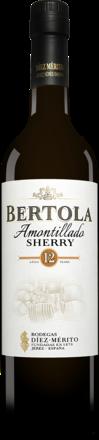 Diez Mérito Bertola Amontillado