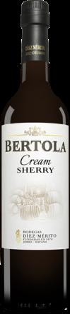 Diez Mérito Bertola Cream