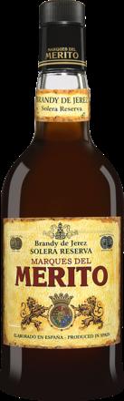 Brandy Marques del Merito Solera Reserva