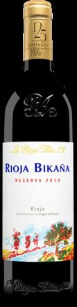 La Rioja Alta »Bikaña« Reserva 2010