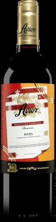 Avior »Selección Especial« Edición Fiesta Reserva 2012