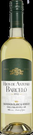 Barceló Sauvignon Blanc & Verdejo 2015
