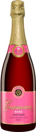 Gramona Cava Rosé Pinot Noir Brut Gran Reserva 2012