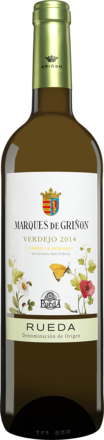 Marqués de Griñon Verdejo 2014