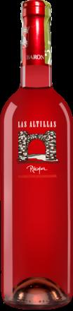 Barón de Ley »Las Altillas« Rosado 2015