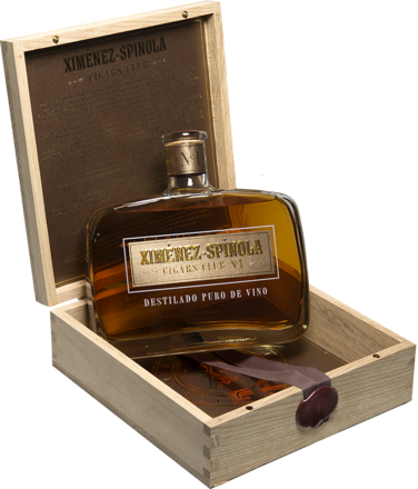 Ximénez-Spínola Brandy Cigars Club No. 1