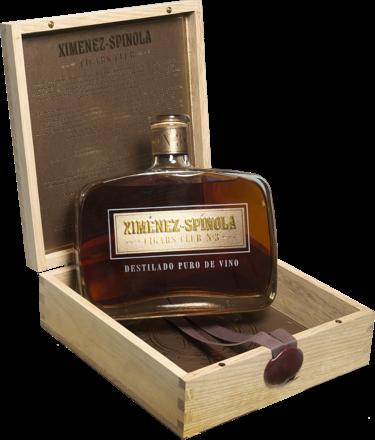 Ximénez-Spínola Brandy Cigars Club No. 3