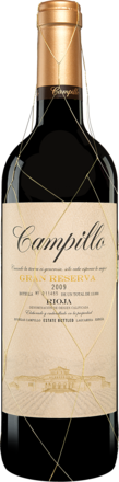 Campillo Tinto Gran Reserva 2009