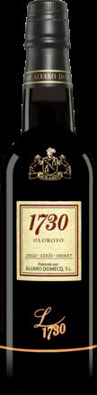 Álvaro Domecq Oloroso »Linea 1730« - 0,375 L.