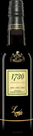 Álvaro Domecq Amontillado »Linea 1730« - 0,375 L