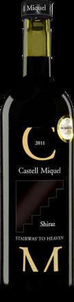 Castell Miquel Shiraz »Stairway to Heaven« 2011