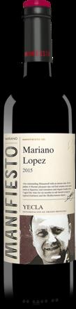 Manifiesto »Mariano« 2015
