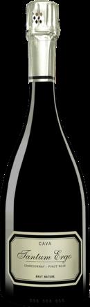 Tantum Ergo Cava Chardonnay Pinot Noir Brut Nature Brut Nature 2013