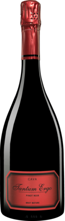 Tantum Ergo Pinot Noir Brut Nature 2015
