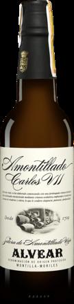 Alvear Amontillado Carlos VII - 0,375 L