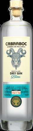 Gin Blau Cabraboc de Mallorca - 0,7 L.