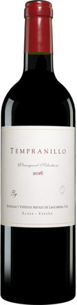 Artadi Tempranillo 2016