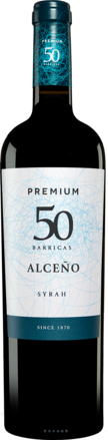 Alceño Premium Syrah »50 Barricas« 2015