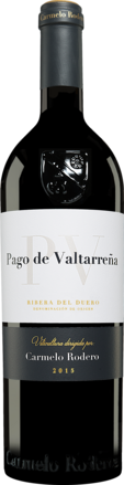 Carmelo Rodero »Pago de Valtarrena« Reserva 2015