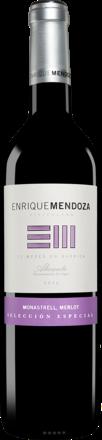 Enrique Mendoza Selección Especial 2016