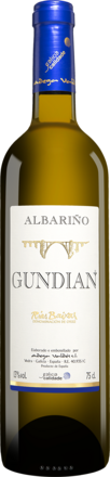 Gundian Blanco Albariño 2017