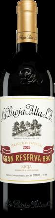 La Rioja Alta »890« Gran Reserva 2005