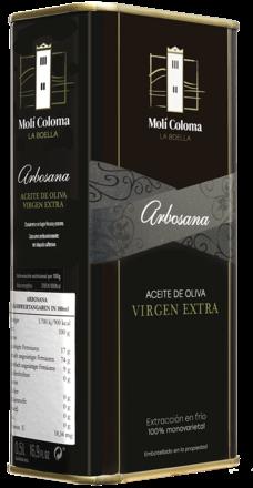 Olivenöl La Boella »Arbosana« - Dose 0,5 L