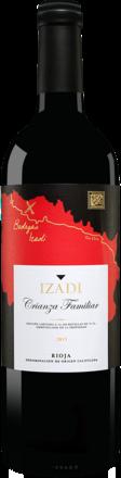 Izadi Tinto Crianza Familiar 2015 »Rioja Edition« 2015