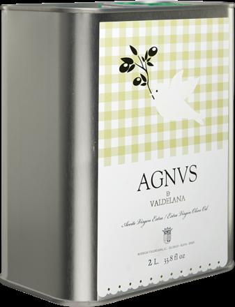 Olivenöl »Agnus de Valdelana« - 2,0 L.