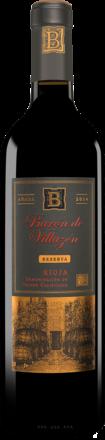 Barón de Villazón Reserva 2014