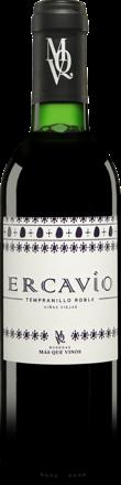 Ercavio Tempranillo Roble - 0,375 L. Roble 2016