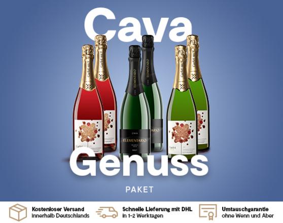 Cava-Genuss-Paket