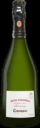 Codorníu Cava »Gran Codorníu« Chardonnay Reserva 2015