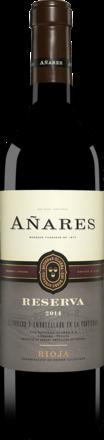 Añares Reserva 2014