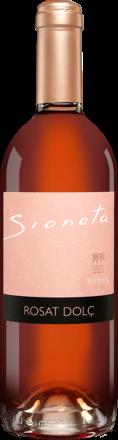 Ribas Dulce »Sioneta« Rosat - 0,5 L.