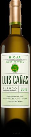 Luis Cañas Blanco »Fermentado en Barrica« 2018