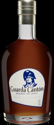 Tradicion Brandy »Guarda Cantón« Solera Gran Reserva - 0,7 L.