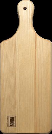 Hochwertiges Holzbrett aus Esche