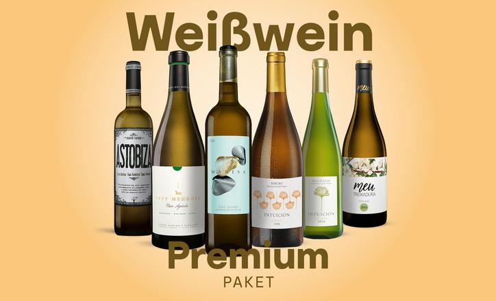 Weißwein-Premium-Paket
