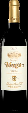 Muga Reserva 2015