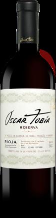 Óscar Tobía Reserva 2015