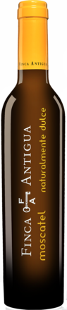 Finca Antigua Moscatel »Naturalmente Dulce« - 0,375 L. 2018