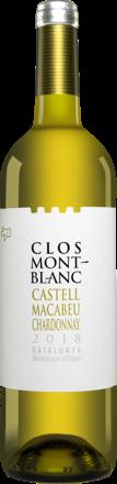 Clos Montblanc Castell Macabeu Chardonnay 2018